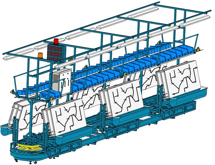 linka 3D model